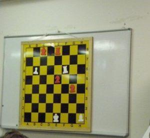 Kurz šachu pro pedagogické pracovníky, školení trenérů 4. třídy a seminář trenérů 4. třídy @ Žďár nad Sázavou