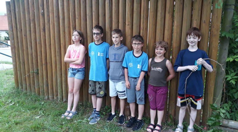 Mladší žáci Náměště čtrnáctí na MČR