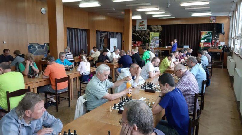 """36.ročník OPEN turnaje v rapid šachu """"O putovní pohár"""" v Chotěboři – výsledky"""