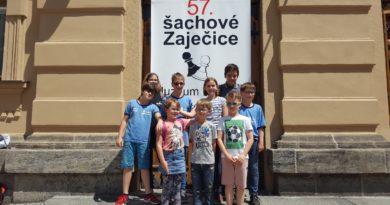 Družstva z Vysočiny hrála na MČR družstev starších žáků