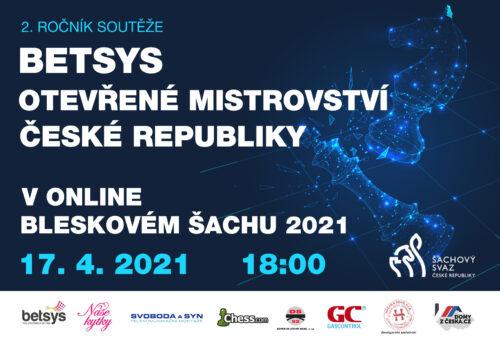 Lukáš Karásek zářil na MČR v online bleskovém šachu