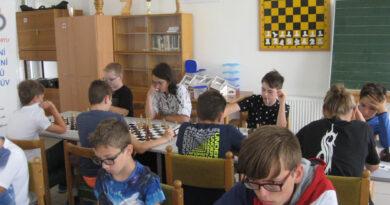 Šachový turnaj mládeže k Mezinárodnímu dni šachu v Havlíčkově Brodě